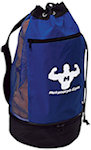 Nylon Beach Bags With Insulated Lower Compartment